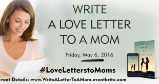 Write a Love Letter to a Mom